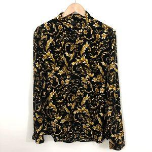 H&M   Button-up shirt